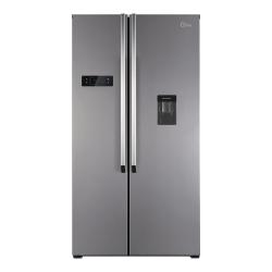 یخچال و فریزر ساید بای ساید جی پلاس مدل GSS-K715S