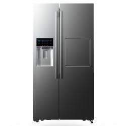 یخچال و فریز ساید بای ساید دوو مدل D4S-3340SS