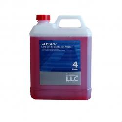 ضد یخ خودرو آیسین مدل LLC حجم 4000 میلی لیتر