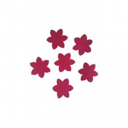 ضربه گیر طرح گل بسته 6 عددی