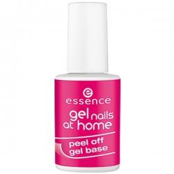 ژل پایه لاک ناخن اسنس مدل Gel Nails At Home Peel Off Gel Base