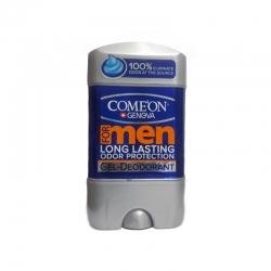 ژل شفاف ضد تعریق مردانه کامان مدل Long Lasting حجم 75 میلی لیتر