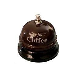 زنگ رومیزی مدل coffee
