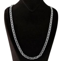 زنجیر نقره زنانه گالری ظهیرالدینی مدل CHM-08