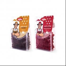 زرشک و کشمش پلویی صنایع غذایی سالیان – مجموعه دو عددی