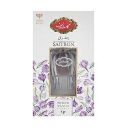 زعفران گلستان – 4 گرم