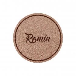 زیر لیوانی مدل رامین کد 015
