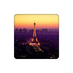 زیرلیوانی طرح برج ایفل کد 398770